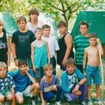 Častoboř 1996 2.turnus