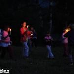 romantická noční hra pro nejmenší