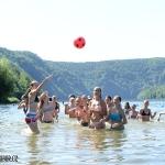 vodní basket - nejstarší holky