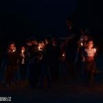 noční hra svíčkovaná - nejstarší oddíly