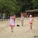 třaskavina - nejmenší holky