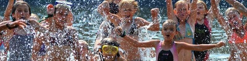 Dětský tábor u Žraločí zátoky – Častoboř